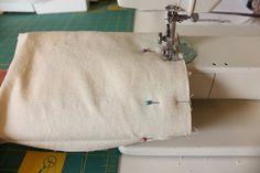 diaper pouch tutorial - Noodlehead, a patchwork diaper pouch tutorial for everyone.