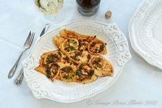 Sole Meunière (Filetto di Sogliola al Limone) from Lidia's Favorite Recipes | Bunkycooks