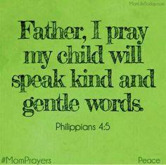Exactly Prayer For Our Children, Prayer For My Son, Prayer Scriptures, Bible Verses, Mom Prayers, Prayer Times, Parenting Humor, Parenting Tips, Encouragement
