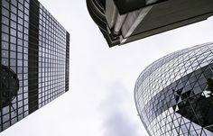 Urban, Sky, Buildings, City