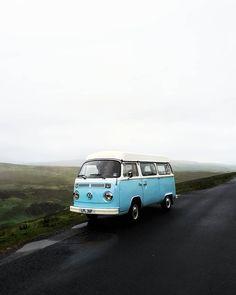 Penelope, notre superbe van VW lors de notre voyage 🚙🙆🏽♀️ Van Vw, Penelope, How To Introduce Yourself, Scotland, Instagram, Travel