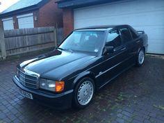 87 Mercedes 190e Cosworth 2.3-16v - Milton Keynes -SOLD!   Retro Rides