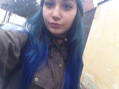 #blue#hair#bluehair