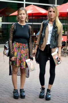 The Lady Posh » Blog de moda « Fashion blogger argentina: Coolhunting • Bafweek F/W 2014 «««