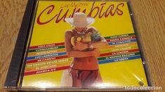 LAS MEJORES CUMBIAS / CD / DIVUCSA - 1990 / 16 TEMAS / PRECINTADO.