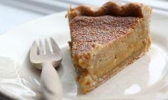 Pas de sucre et pas de cassonade, cette tarte au sirop d'érable est 100% sirop d'érable!