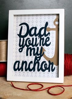EASY Father's Day cr