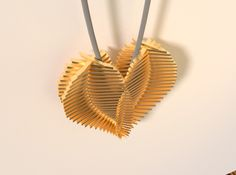 3D printing pendant Heart Opening up by Reaperrr1 on shapeways.com