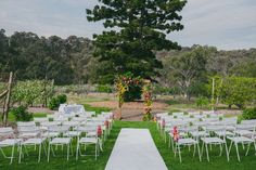 Farm Vigano - ceremony set up Wedding Mood Board, Love Is Sweet, Melbourne, Wedding Flowers, Wedding Photos, Wedding Photography, Table Decorations, Gallery, Inspiration