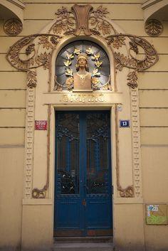 Amazing doorway!!
