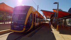 New Gold Coast Light Rail, taken on our recent holiday by janinesmith54.deviantart.com on @DeviantArt