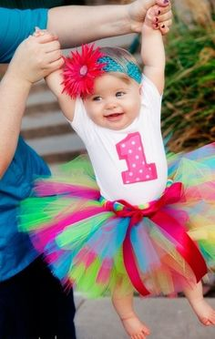 If I ever have another girl this is so the theme of her first birthday party!