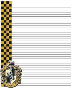 Hufflepuff Letter by AliciaRFlowright on DeviantArt Harry Potter Planner, Harry Potter Journal, Deco Harry Potter, Harry Potter Classroom, Harry Potter Printables, Theme Harry Potter, Harry Potter Anime, Harry Potter Books, Hogwarts