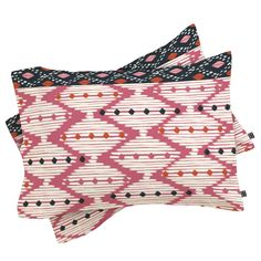 Zoe Wodarz The Beat Goes On Pillow Sham | Deny Designs Home Accessories