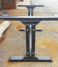 Stylish Dining Table Legs Model 010 Industrial Kitchen