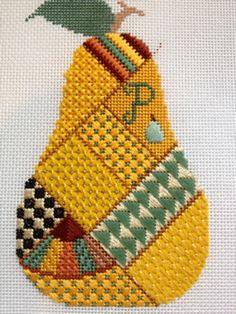 Steph's stitching. Beautiful piece.