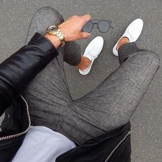 Macho Moda - Blog de Moda Masculina: Alfaiataria misturada com o Casual, em alta!
