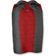 Big Agnes Cabin Creek  15 Sleeping Bag - Double Wide