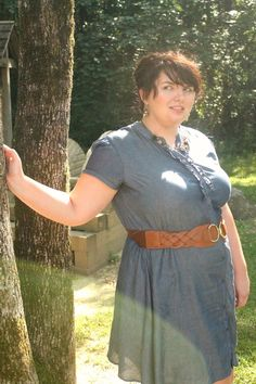 Hems for Her Trendy Plus Size Fashion for Women: The Curvy Closet