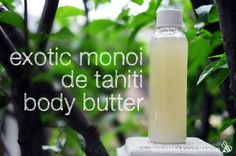 Out of all the wonderful specialty oils with long histories of use in exotic and wonderful places, Monoi de Tahiti may be the most exotic.