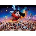 Tenyo Disney Mickey's Party Jigsaw Pu...