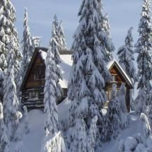 Log Cabin in the Snow - Mount Seymour, North Vancouver, British Columbia - Lloyd Barnes Photography @ flickr