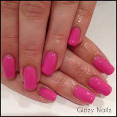 Glossy #custom pink mix Calgel Overlays