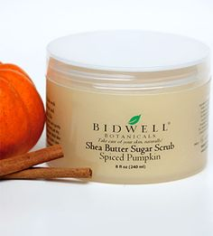 Sugar and spice, and everything nice; that's what Spiced Pumpkin Scrub is made of! $21.00 Holiday Selection Available September - December