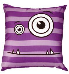 Almofada Purple Monster - R$59.90