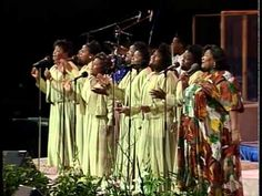 """The Pace Sisters - """"When God Is In The Building"""""""