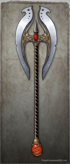 Image result for fantasy weapons art