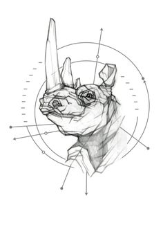 Idea tattoo rhino                                                                                                                                                                                 More
