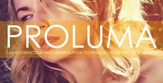 PROLUMA™ PROFESSIONAL LIGHT EXTRACTIONS FOR FCPX  Extract the light out of your image and manipulate it in Final Cut Pro X with PROLUMA™ from Pixel Film Studios™. This collection of 50 light control presets, gives you total control over the color and quality of the light in your scene.