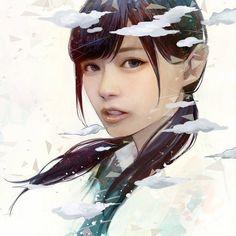 Hikari Takiguchi by wataboku