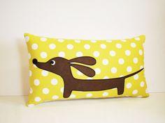 Ahhhh wiener pillow ...I want it!