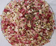 Biodegradable Confetti Dried Natural Petals by TheBotanicalFarmer
