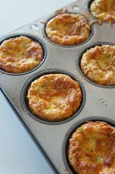 Zucchini Breakfast Muffins | Tomato Boots