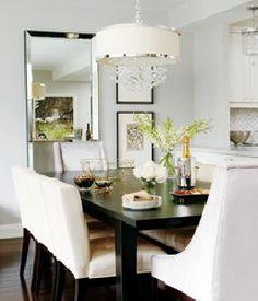 Interior: Modern glam condo