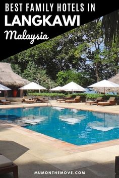 Where to Stay in Langkawi Malaysia We bring you all the best Langkawi Island resorts for a the best Malaysia Travel, Philippines Travel, Asia Travel, Family Vacation Destinations, Travel Destinations, Kuala Lampur, Best Family Beaches, Best Resorts, Great Hotel