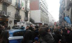 Napoli: vaso cade da balcone, colpita donna - Spettegolando