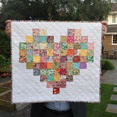 My Liberty mini quilt is finished. A number of firsts in this one - 1st time I've made something with Liberty fabric; 1st time I used my Hera marker; and 1st time I've used Aurifil thread to quilt. I loved making this one.  #libertyfabric  #Myliberty - Thanks to @fibish1! #myliberty