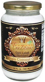 New Tropical Traditions Virgin Coconut Oil Giveaway « Canned Time