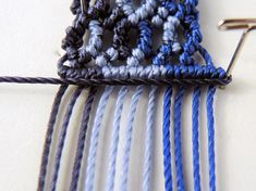 A New Micro Macrame Tutorial