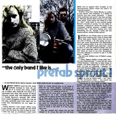 A very rare thing: an interview with Wendy Smith from 1985. @wendyfinnandmax