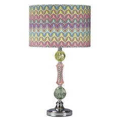 "Found it at Wayfair - Starla Acrylic 21.75"" H Table Lamp with Drum Shade http://www.wayfair.com/daily-sales/p/Pep-Rally%3A-Teen-Bedroom-Updates-Starla-Acrylic-21.75%22-H-Table-Lamp-with-Drum-Shade~GNT4158~E18199.html?refid=SBP.rBAjD1Tkufcm3TbaHkZnAsGfh2_TNkmep_CCAczNKFk"