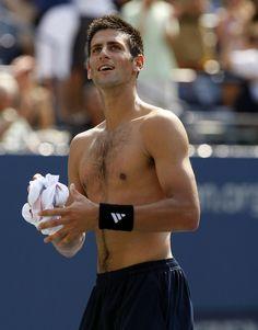 Novak Djokovic Serbia Tennis