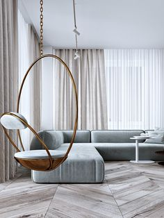 Join us and discover the best selection of mid-century modern living room design inspirations at http://essentialhome.eu/