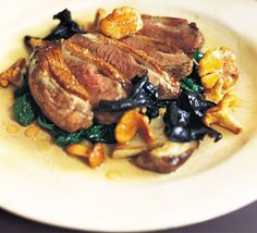 The sweet syrup brings out the intense flavour of the duck beautifully in this dinner party winner