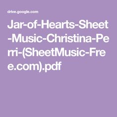 Jar-of-Hearts-Sheet-Music-Christina-Perri-(SheetMusic-Free.com).pdf