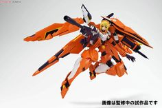 Armor Girls Project Infinite Stratos Rafale Revive Custom II x Charlotte Dunois (PVC Figure) Item picture2